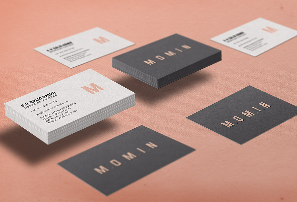 Business Card Mockup Psd Freebie Jar